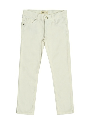 Fresh Company Pantolon Beyaz